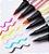 Estojo brush com ponta flexível ( 6 cores ) - Stabilo - Imagem 3