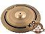 Hi-Hat 14″ - Chimbal em LIga B10 - X10  - Imagem 2