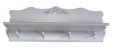 Prateleira SB Realeza Branca Laqueada 90cm - Imagem 1