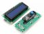 Display Lcd 16x2 com Adaptador I2C Backlight Azul - Imagem 1