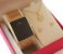 Relógio Champion Feminino Dourado Luxo + Colar E Brincos 18k - Imagem 3