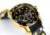 Relogio Invicta 6981 Banhado Ouro 18 K Original Pro Diver - Imagem 2