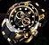 Relogio Invicta 6981 Banhado Ouro 18 K Original Pro Diver - Imagem 4
