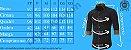 Kit 2 Camisas Social Slim Masculina Gola Mandarim  - Imagem 6