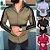 Camisa Social Slim Masculina Estilo Paris  - Imagem 3