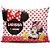 Almofada 20x32cm Personalizada Minnie Vermelha - Enchimento Anti Alérgico - Imagem 5