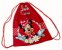 Mochila Saco Personalizada (Sacochila) 26x36cm - Minnie - Imagem 1