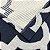 Tapete supreme antiderrapante 1,32x1,50m - Marinho com cru - Imagem 4
