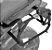 Suporte Bau Lateral Bmw F750gs 2018+ SPTO531 Scam Preto - Imagem 1