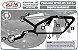 Suporte Baú Lateral Yamaha R3 2015+ Preto - Imagem 10