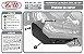 Protetor Carter Yamaha Lander 250 2019+ Preto - Imagem 4
