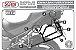 Suporte Baú Lateral Versys1000 2012-2014 Spto071 Scam - Imagem 3