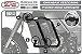 Protetor Motor Carenagem Versys 1000 2012 a 2014 - Imagem 3