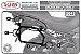 Afastador Alforge Kawasaki Versys 1000 2015+ Tourer 2015+ - Imagem 6