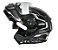 Capacete Peels U-RB2 Ultron Preto Smart Trip Comunicador - Imagem 1