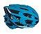 Capacete Bike Polisport Veloster Azul Preto Bicicleta - Imagem 2