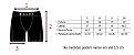 Bermuda Cueca Long Leg Esportiva Termica Lurk Camuflado Cinz - Imagem 4