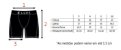 Bermuda Cueca Long Leg Esportiva Termica Lurk Preto Cinza - Imagem 2
