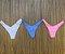 Calcinha de Biquíni Asa Delta Meio Fio - Candy Colors - Peça Avulsa - Imagem 2