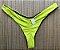 Calcinha de Biquíni Asa Delta Sem Costura Reversível - Várias Cores - Peça Avulsa - Imagem 3