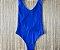Body Side Boob Alcinhas Sem Bojo Reversível Azul com Amarelo Limão Neon  - Imagem 3