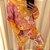 Conjunto Comfy de Moletinho em Tie Dye Laranja, Rosa e Vermelho - Imagem 9