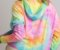 Moletom Fininho Comfy Tie Dye Neon - Blusa  - Imagem 7