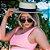 Chapéu de Palha Aba Redonda - Imagem 2