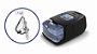 Kit CPAP Auto RESmart GI com Umidificador e máscara oro-nasal iVolve Full Face - M - Imagem 1