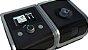 Kit CPAP Auto RESmart Gll E-20AJ-H-O com Umidificador e Máscara Oro-Nasal iVolve Full Face F2 - Imagem 1