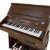 Órgão Harmonia HS P1 Tabaco - Imagem 3