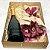 Box espumante e rosas de chocolate - Imagem 1
