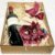 Box vinho e chocolate premium - Imagem 1