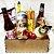 Cesta gourmet Cerveja do Amor EDIÇÃO LIMITADA - Imagem 1