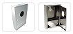 Caixa de Hidrante em Aço Inox sobrepor 900x600x200 GILINOX - Imagem 1