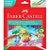 Lápis de Cor Aquarelável Faber Castell 24 Cores - Imagem 1