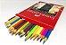 Lápis De Cor Faber Castell 18 Cores Neon-Pastel-Metalica - Imagem 2