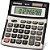 Calculadora Eletrônica de Mesa 12 Dígitos - MX-C124 - Maxprint - Imagem 1