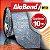 Manta Multiuso de Alumínio com Ráfia na cor Cinza - AluBand RF12 Cinza - Rolos 10m  - Imagem 1