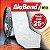 Manta Multiuso de Alumínio com Ráfia na cor Branca - AluBand RF12 Branca Maxi - Rolos 25m  - Imagem 1