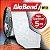 Manta Multiuso de Alumínio com Ráfia na cor Branca - AluBand RF12 Branca Mini - Rolos 5m  - Imagem 1