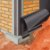 Manta Adesiva para Telhado - Manta Fria B - Manta Impermeabilizante Asfáltica para Fundações, Alicerces e Baldrame Rolos 10m - Imagem 3