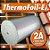 Manta Térmica Espuma - ThermoFoil E-2A  - Imagem 1