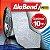 Manta Impermeabilizante Asfáltica Autoadesiva Multiuso de Alumínio com Poliéster - AluBand PET11 Alumínio - Rolos 10m  - Imagem 1