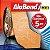 Manta Impermeabilizante Asfáltica Autoadesiva Multiuso de Alumínio com Poliéster na cor Terracota - AluBand PET11 Terracota Mini - Rolos 5m  - Imagem 1