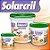 Manta Líquida Acrílica Impermeabilizante - Solarcril Verde  - Imagem 1