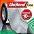 Manta Impermeabilizante Asfáltica Autoadesiva Multiuso de Alumínio com Polietileno - AluBand PE10 Alumínio - Rolos 10m   - Imagem 1