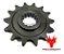 Pinhão de Transmissão Cr 250/Crf 450 13 D. 02/18 - Imagem 1