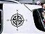 Adesivo Rosa dos Ventos para coluna Jeep Renegade - Imagem 1
