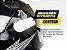 Cartela de adesivos Refletivos para capacete - Padrão Contran  - Imagem 1